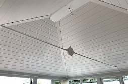 ThermoSave insulated ceiling