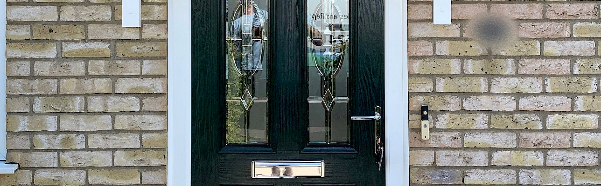 A New Composite Front Door - the Welcome into your Home