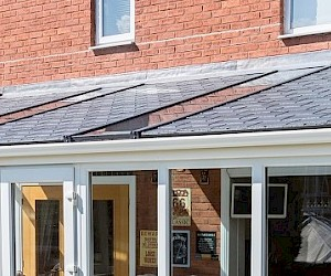 UltraRoof Solid Conservatory Roof